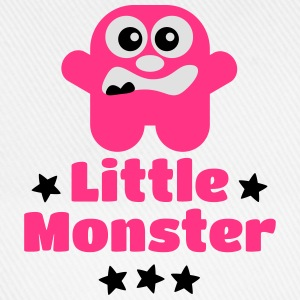 Little Monster lilla monster T-shirts - Basebollkeps