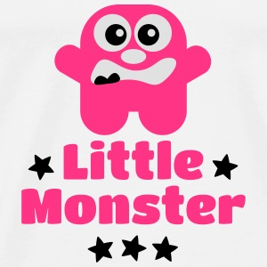 Little Monster lille monster T-shirts - Herre premium T-shirt