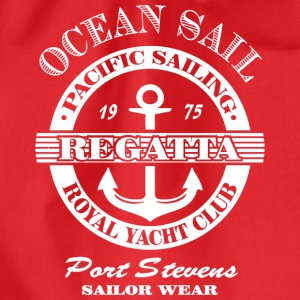 Ocean Sail Regatta Long Sleeve Shirts - Drawstring Bag