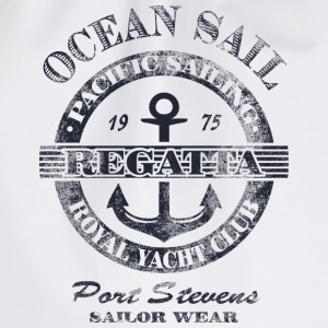 Ocean Sail Regatta - Vintage Look Long sleeve shirts - Drawstring Bag
