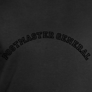postmaster general curved college style  - Men's Sweatshirt by Stanley & Stella