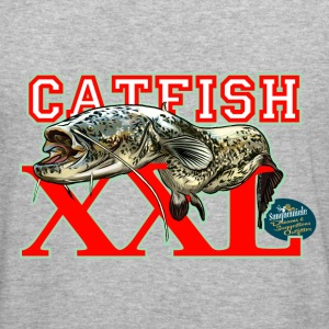 catfish XXL Hoodies & Sweatshirts - Men's Slim Fit T-Shirt