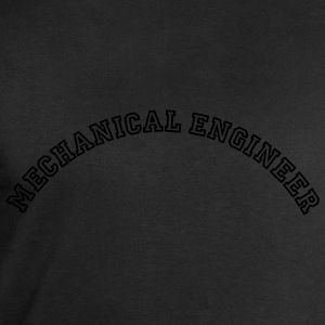 mechanical engineer curved college style - Men's Sweatshirt by Stanley & Stella