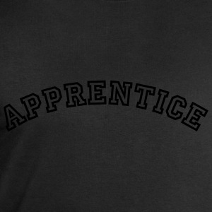 apprentice curved college style logo - Men's Sweatshirt by Stanley & Stella