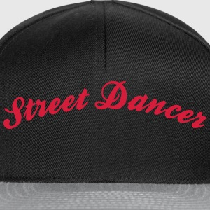 street dancer cool curved logo - Snapback Cap
