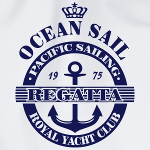 Ocean Sail Regatta T-Shirts - Drawstring Bag
