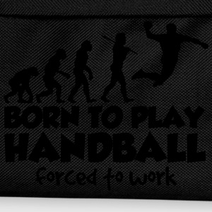 handball evolution born to play forced t - Kids' Backpack
