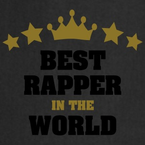 best rapper in the world stars crown - Cooking Apron