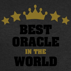 best oracle in the world stars crown - Men's Sweatshirt by Stanley & Stella
