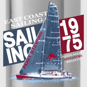East Coast Sailing  Felpe - Borraccia