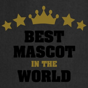 best mascot in the world stars crown - Cooking Apron