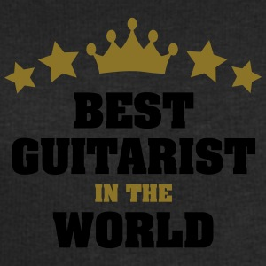 best guitarist in the world stars crown - Men's Sweatshirt by Stanley & Stella
