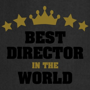 best director in the world stars crown - Cooking Apron