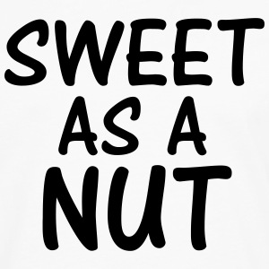 Sweet as a Nut - Men's Premium Longsleeve Shirt