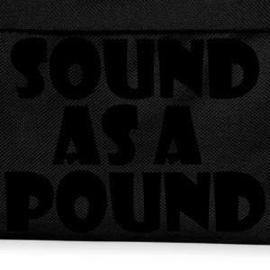 Sound as a Pound - Kids' Backpack