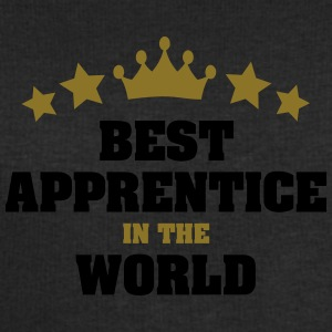 best apprentice in the world stars crown - Men's Sweatshirt by Stanley & Stella