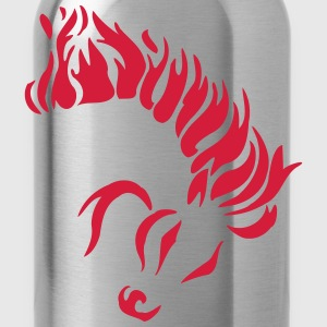 Horse of Fire T-Shirts - Trinkflasche