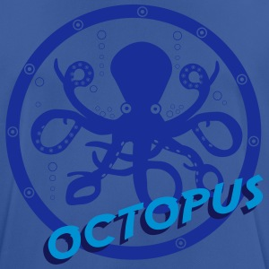 Octopus Mugs & Drinkware - Men's Breathable T-Shirt