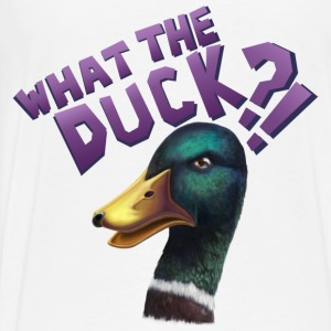 What The Duck?! Vestes et gilets - T-shirt Premium Homme