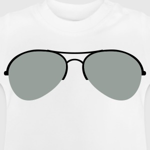 The Aviator Goggles Tröjor - Baby-T-shirt