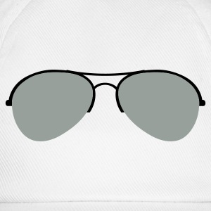 The Aviator Goggles T-shirts - Baseballcap