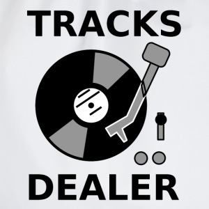 tracks dealer I T-Shirts - Turnbeutel