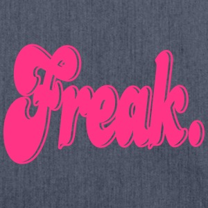 Freak. T-Shirts - Shoulder Bag made from recycled material