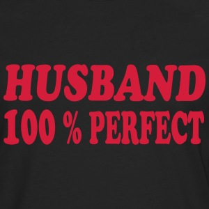 Husband perfect 333 Tabliers - T-shirt manches longues Premium Homme