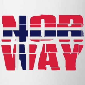 Norway Flag Hoodies & Sweatshirts - Mug