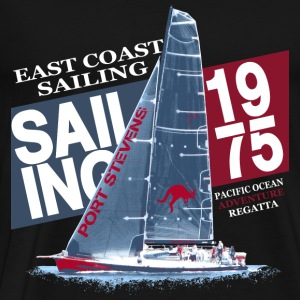 East Coast Sailing  Sweaters - Mannen Premium T-shirt