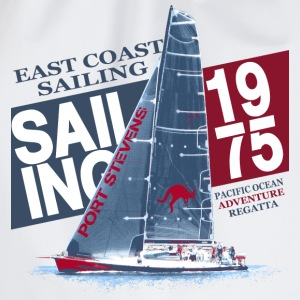 East Coast Sailing  Long sleeve shirts - Drawstring Bag