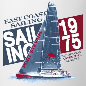 East Coast Sailing  Felpe - Tazza