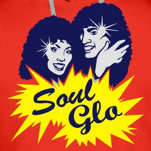 Soul Glo  Afro Funk & Disco T-Shirts - Männer Premium Hoodie