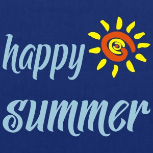 HAPPY SUMMER T-Shirts - Tote Bag