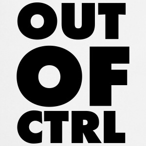 OUT OF CTRL T-Shirts - Kochschürze