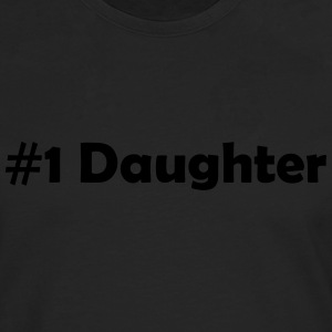 #1 Daughter - Men's Premium Longsleeve Shirt