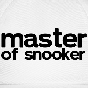 Master of Snooker - Baseball Cap