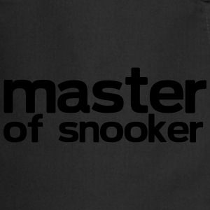Master of Snooker - Cooking Apron