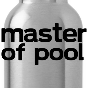 Master of Pool - Water Bottle