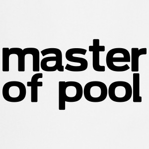 Master of Pool - Cooking Apron