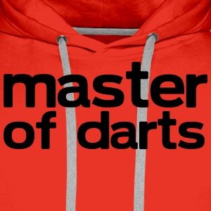 Master of Darts - Men's Premium Hoodie