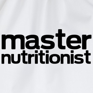 Master Nutritionist - Drawstring Bag