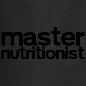 Master Nutritionist - Cooking Apron