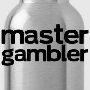 Master Gambler - Water Bottle