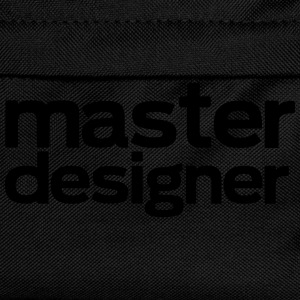 Master Designer - Kids' Backpack