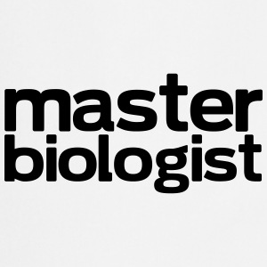 Master Biologist - Cooking Apron