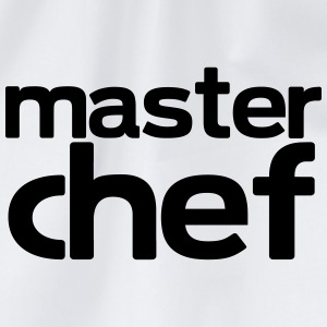 Master Chef - Drawstring Bag