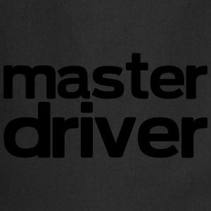 Master Driver - Cooking Apron