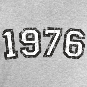 Year 1976 Birthday Design Vintage White (EU) T-Shirts - Men's Sweatshirt by Stanley & Stella