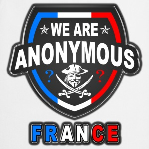 we are anonymous france Tee shirts - Tablier de cuisine